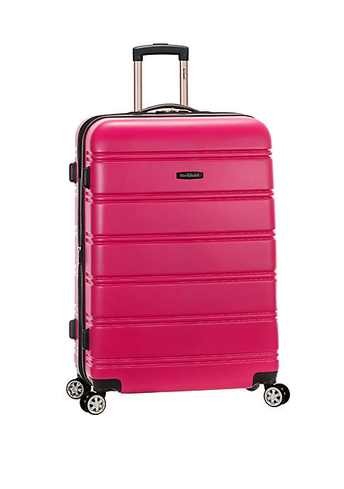 Rockland 28 in Expandable ABS Dual Wheel Spinner