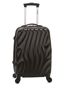 Melbourne 20-in. Expandable ABS Carry On