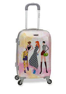 Rockland 20-in. Polycarbonate Carry On