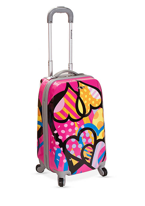 20-in. Polycarbonate/ABS Carry On