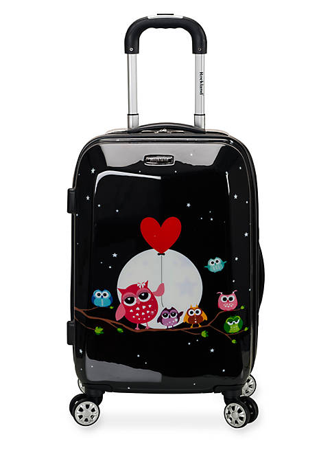 Rockland 20-in. Polycarbonate Carry-On