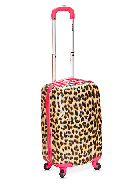 20-in. Polycarbonate/ABS Carry On Luggage