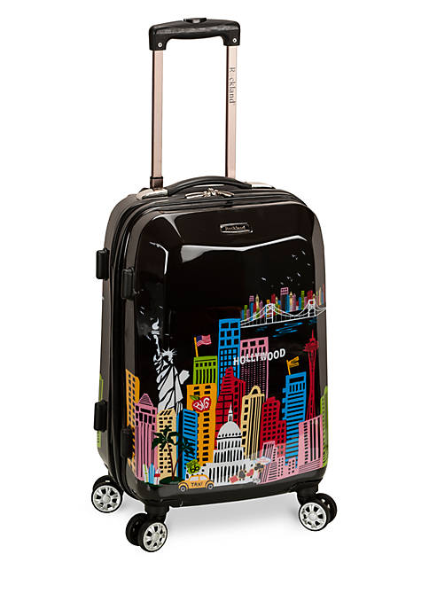 Rockland American 20-inch Carry-On