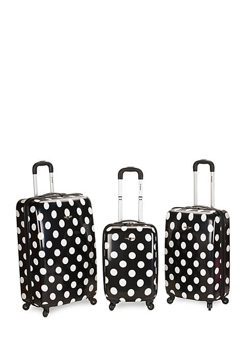 """Rockland 20"""" Polycarbonate Carry On"""
