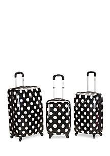 3 Piece Laguna Beach Spinner Luggage Set