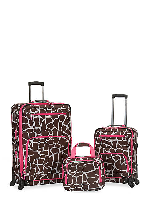 Rockland 3 Piece Pasadena Expandable Spinner Set