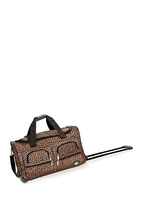 Rockland 22-in. Rolling Duffle Bag