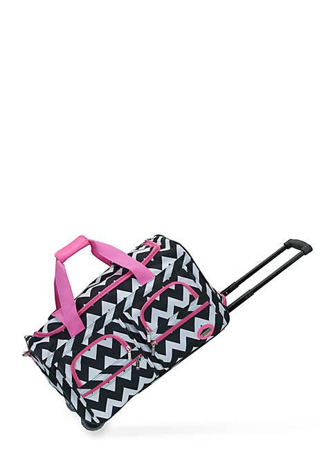 Rockland 22-inch Rolling Duffle Bag