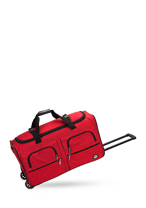 Rockland 30-in. Rolling Duffle Bag