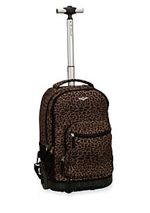 19-in. Rolling Backpack