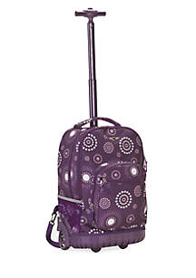 Rockland 19-in. Rolling Backpack