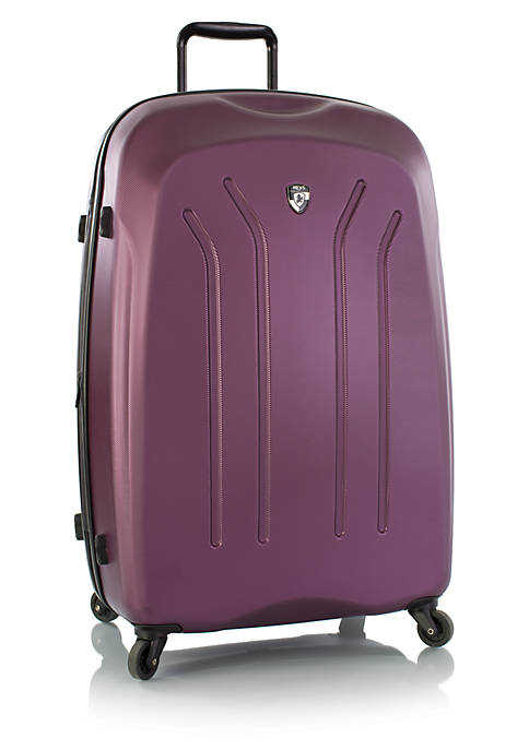 Heys Lightweight Pro Hardside 26-in. Spinner Purple