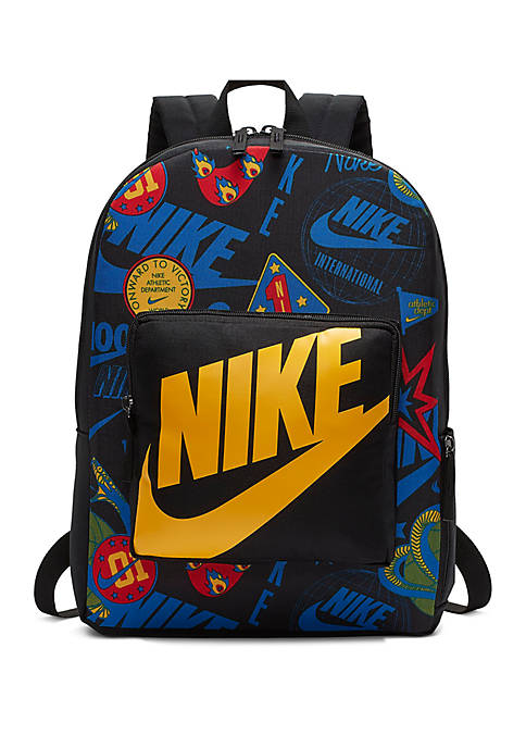 Youth Classic Printed Backpack