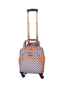 Aria Broadway 15 in Spinner Tote