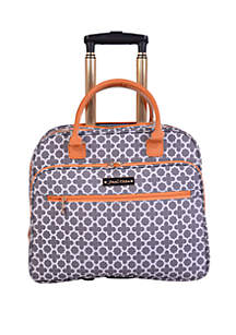 Aria Broadway 18 in Wheeled Tote