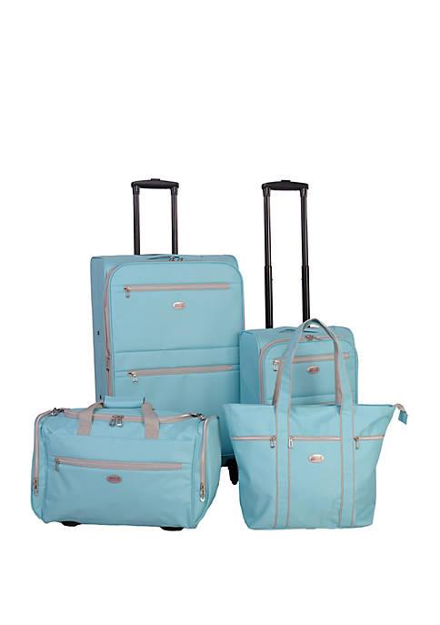 Perfect 4-Piece Luggage Set