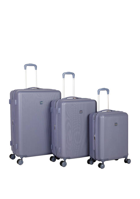 American Flyer Kova 3 Piece Hardside Spinner Luggage