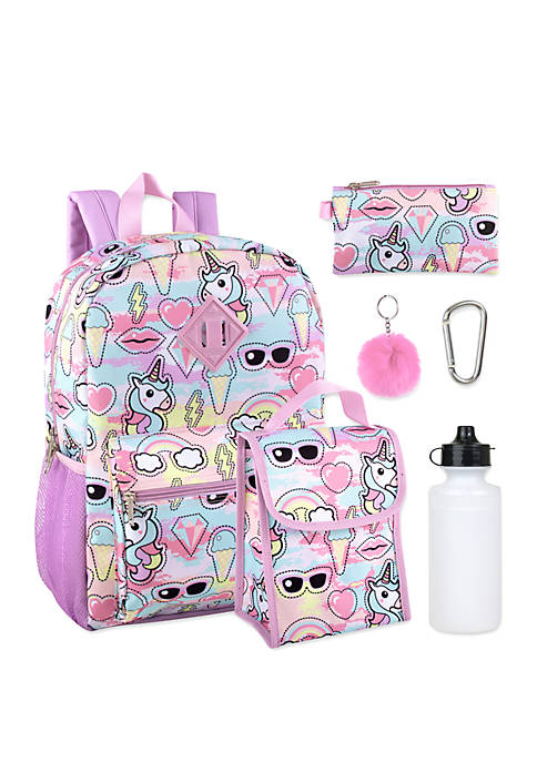 Kelty® 6 in 1 Ice Cream Backpack Set
