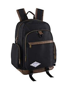 Trashod Vinyl Bottom Backpack