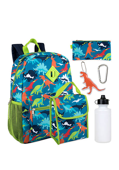 Kelty® 6 in One Dinosaur Backpack