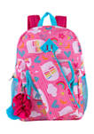 Hello 6 in 1 Backpack Set