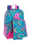 Rainbows 6 in 1 Backpack Set