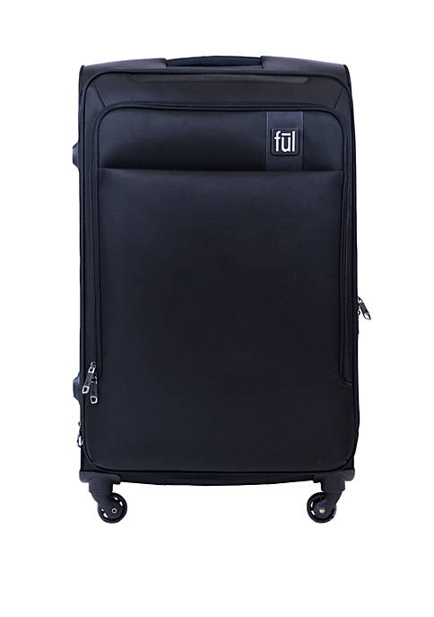 ful® Soft Sided Rolling Luggage Suitcase