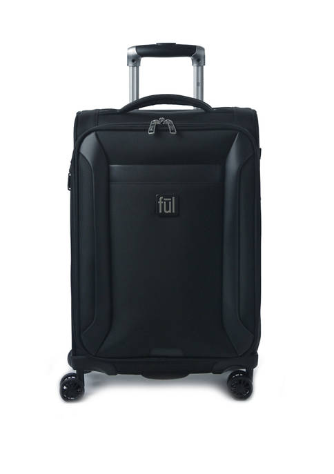 ful® Heritage Classic Soft-Sided Luggage Spinner