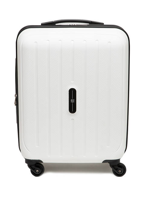 ful® Pure 21 Inch Carry-On Rolling Suitcase