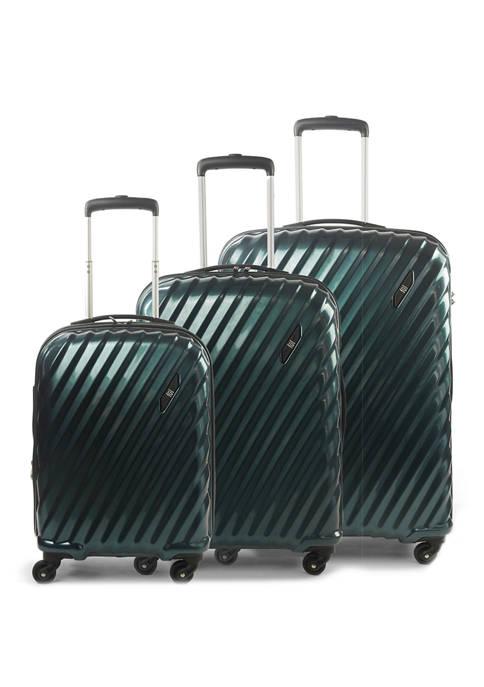 Marquise Series Hardsided 3 Piece Luggage Set