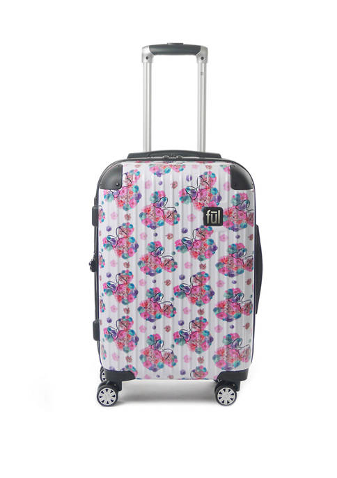 ful® Disney® Minnie Mouse Floral Printed Hardsided Rolling