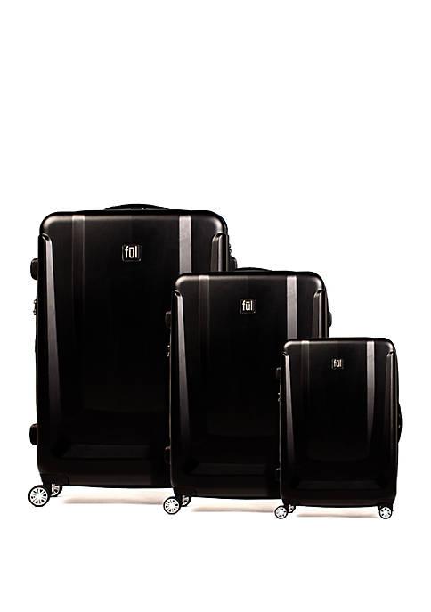 ful® Three Piece Set Hard Case Load Rider