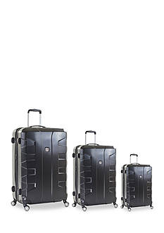 ful® Three Piece Laguna Series Hard Case Spinner Upright Luggage