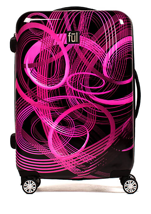 ful® Atomic 24-in. Spinner Suitcase