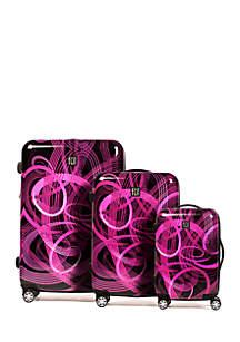 Atomic Nested 3-Piece Luggage Set