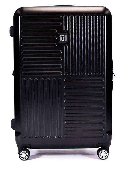 ful® Urban Grid 21-in. Spinner Suitcase