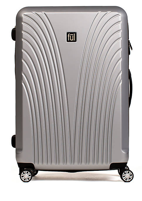 ful® Curve Geo 25-in. Spinner Suitcase