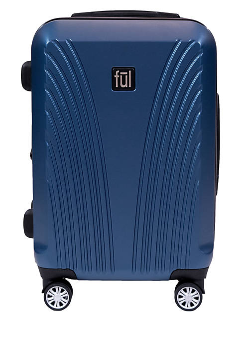 ful® Curve Geo 21-in. Spinner Suitcase