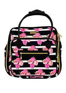 Petunia Under Seat Rolling Luggage