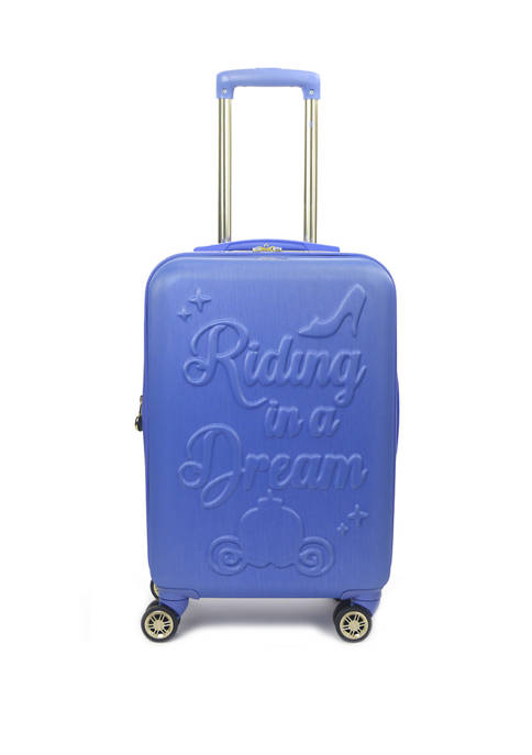 ful® Disney® Princess Cinderella Hard-Sided 21 Inch Carry