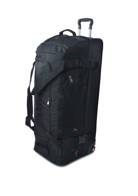 ful® Tour Manager 36 Inch Rolling Duffel Bag,