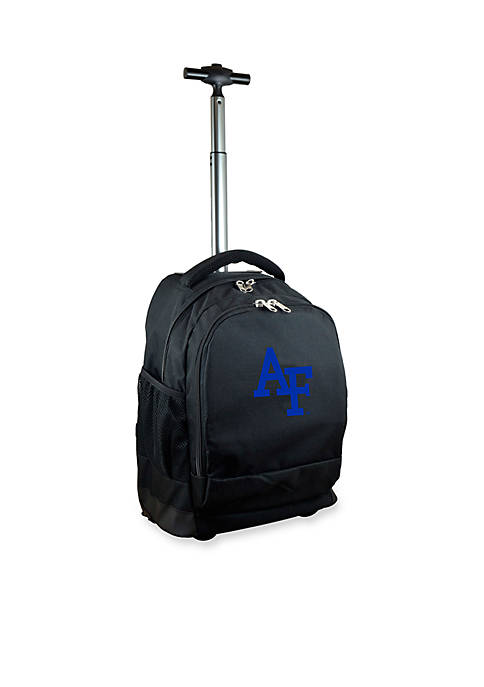US Air Force Academy Premium Wheeled Backpack