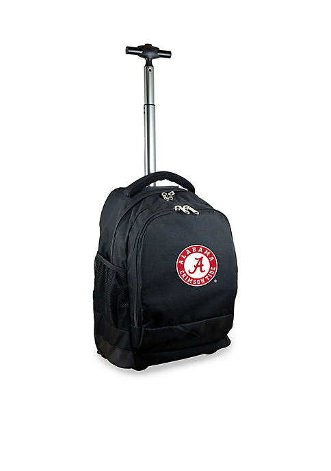 Mojo Alabama Premium Wheeled Backpack