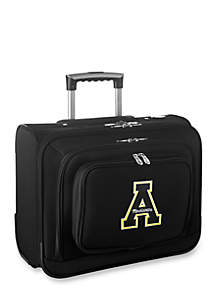 Denco Appalachian State Wheeled Office Travel Tote