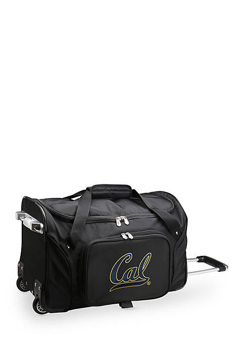 Denco NCAA Berkeley Rolling Bottom Duffel
