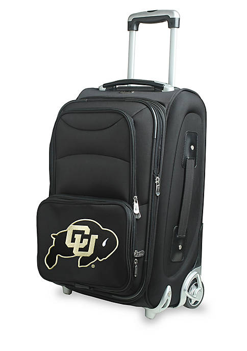 NCAA Colorado Softsided Luggage Carry-on