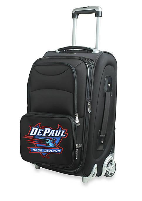 Denco NCAA DePaul Softsided Luggage Carry-on