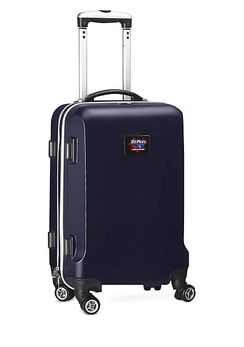 Depaul 20-in. 8 wheel ABS Plastic Hardsided Carry-on