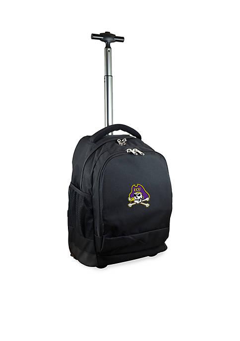 East Carolina Premium Wheeled Backpack