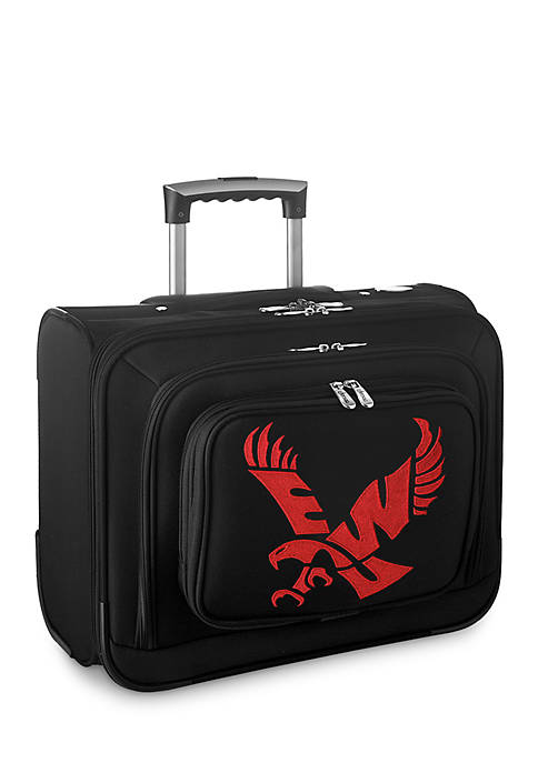 Denco NCAA Eastern Washington Overnighter bag in Black
